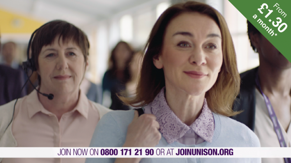 Join UNISON - video