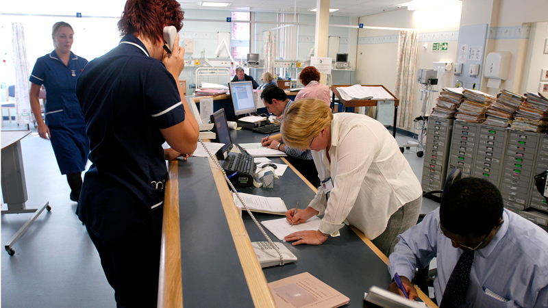Public don't want NHS staff outsourced to private companies