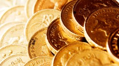 Coins. Bigstock
