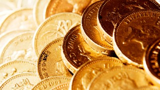 Coins. Bigstock