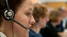 Energy call centre