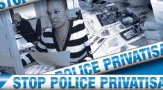 Police privatisation graphic