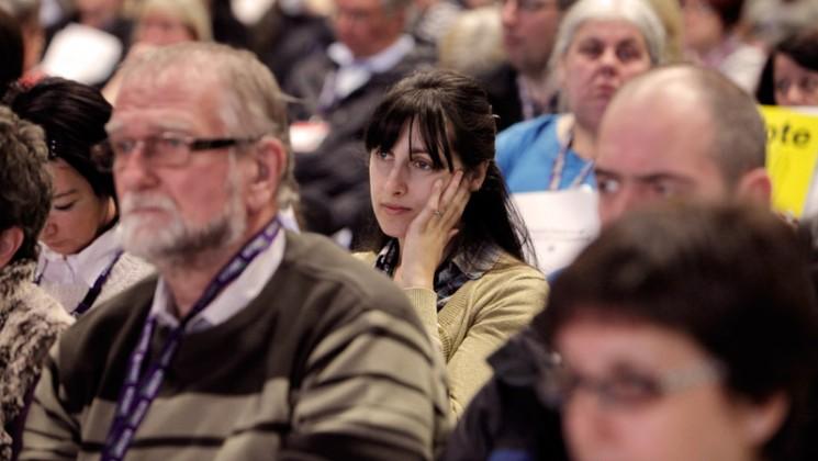 UNISON health conference 2012