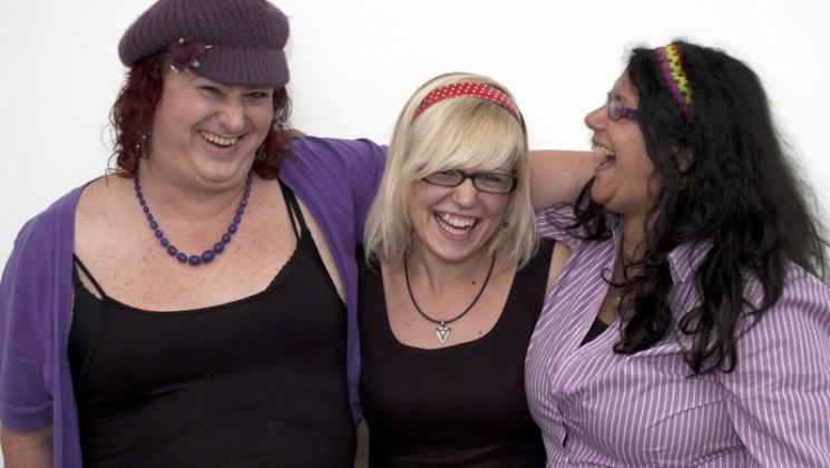 Three LGBT UNISON members