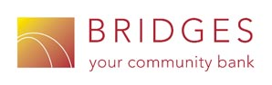 Bridges credit union logo
