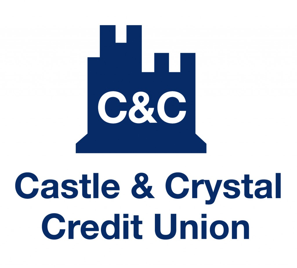 Castle and Crystal Credit Union logo