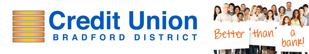 Bradford District Credit Union logo