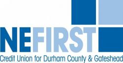 North East First credit union logo
