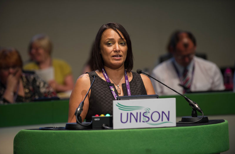 Conference debates the impact of austerity on women. Photo: Marcus Rose / Workers' Photos