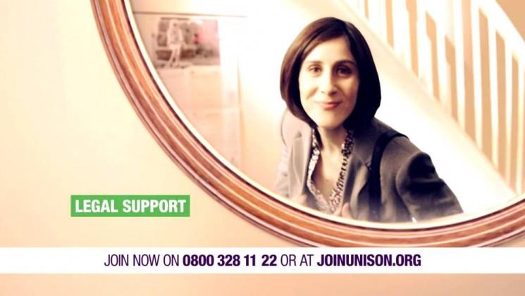 UNISON tv advert 2014