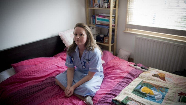 Making Ends Meet A Nurse In London Magazine News