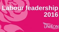 Labour leadership 2016