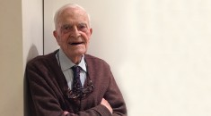 Writer and political campaigner Harry Leslie Smith  Photo: Amanda Kendal