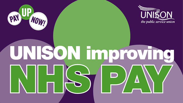 Unison Puts Major Proposal For Nhs Pay To Its Members Article