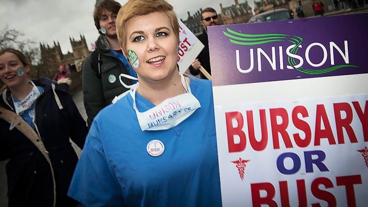 nursing basaries available