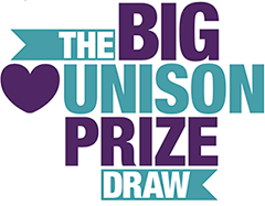 The Big ♡ UNISON Prize Draw