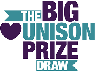 The Big UNISON Prize Draw