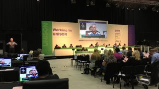 UNISON disabled members' conference 2016