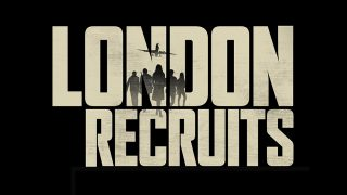 London Recruits logo on black