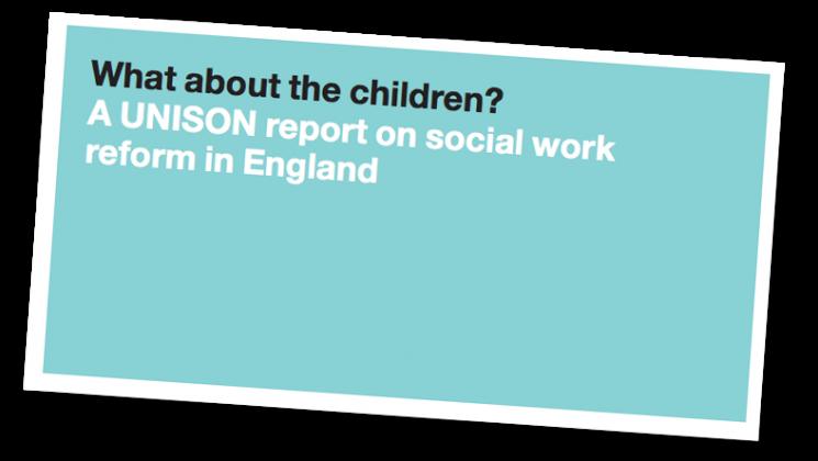 Social work reform survey report