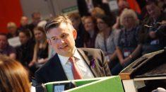 Jon Ashworth, Shadow health secretary