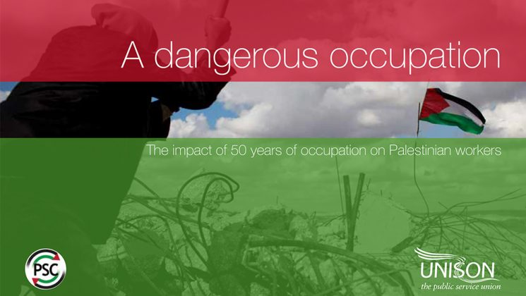 cover of the booklet A Dangerous Occupation