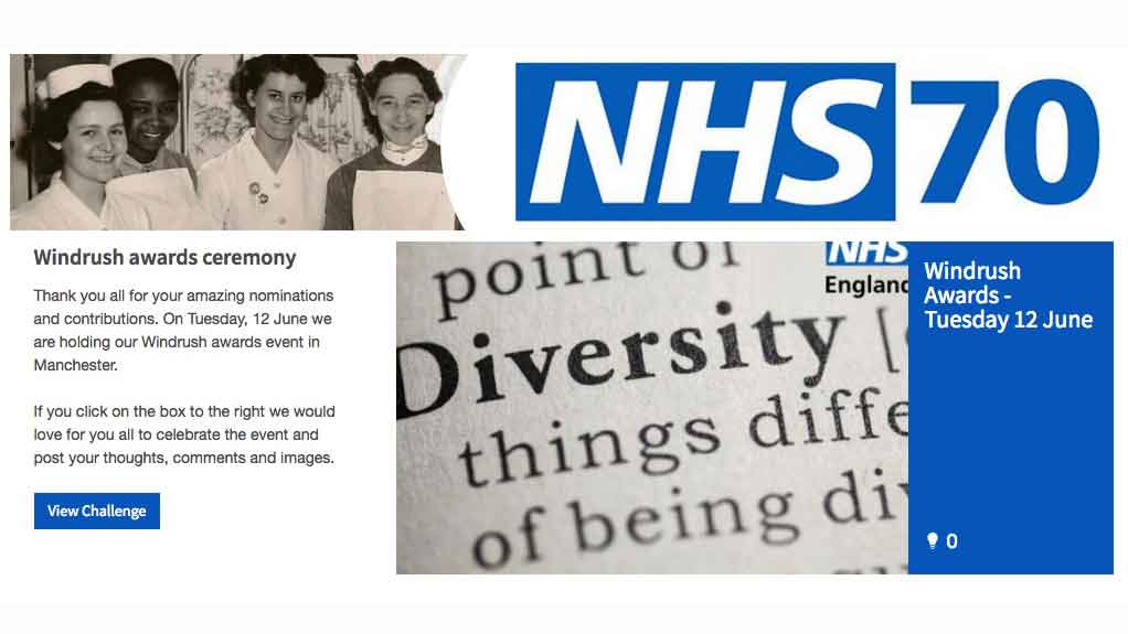 Evelyn Beckley A Shining Example Of Hard Working Nhs