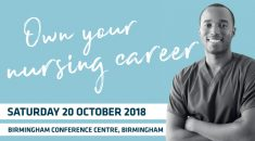 Advertisement for the NT Careers Live, Birmingham