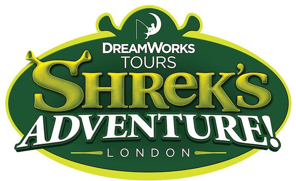 Shrek adventure logo