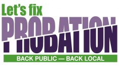 Let's fix probation logo