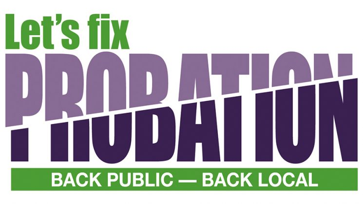 Let's fix probation logo