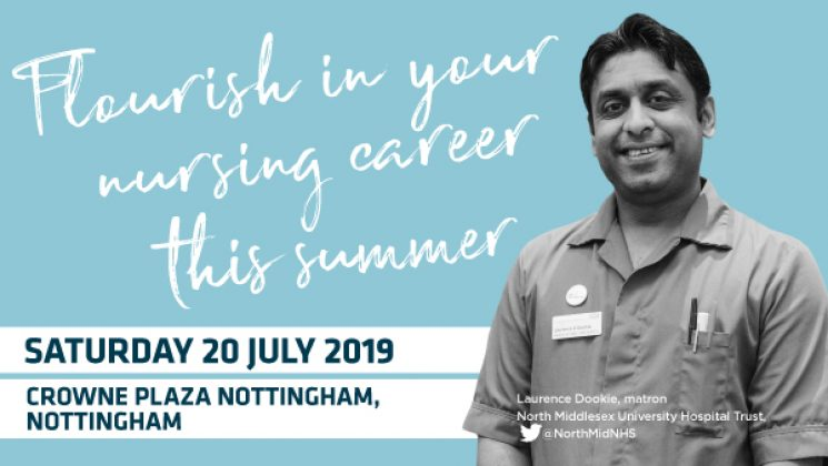 Nursing Times Careers Fair, Nottingham
