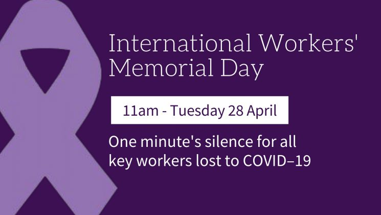 IWMD 2020 Minutes Silence