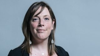 Official Parliamentary portrait of Labour MP Jess Phillip