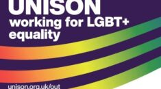 UNISON working for LGBT+ Equality