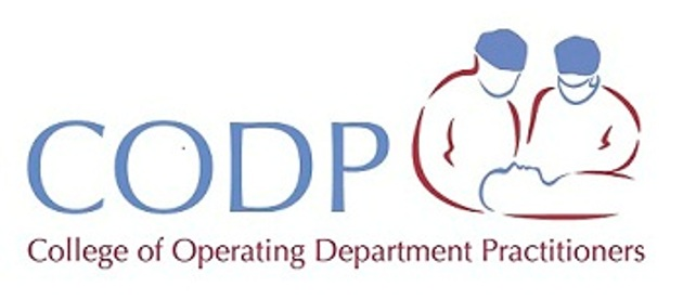 COPD College of Operating Department Practitioners logo