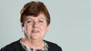 Margaret McKee portrait head and shoulders