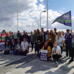 Young members at National Delegate Conference