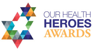 Our Health Heroes Awards logo