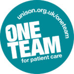 One Team for patient care cupcake topper design