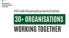 Disability Employment Charter logo