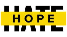 Logo for Hope not hate